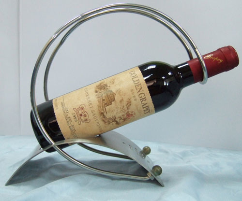 Steel Wine Racks