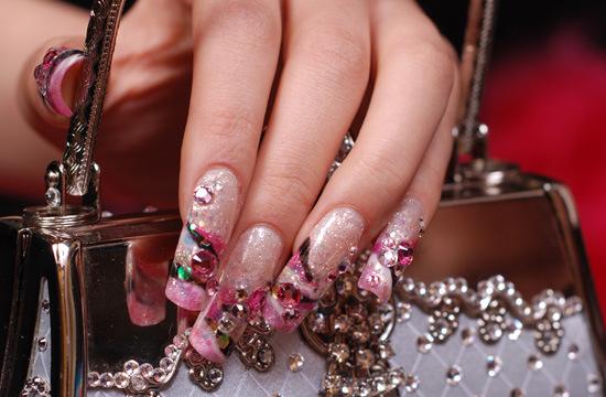 China Jewelry Nail Art - China Jewelry Nail, Jewelry Nails