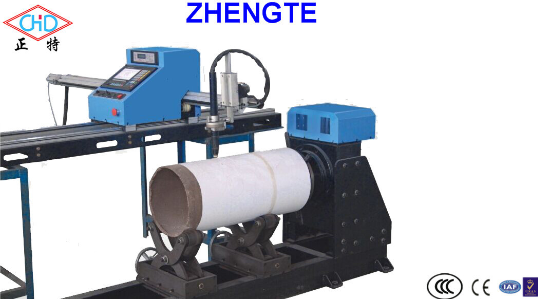 Znc-G3000 Portable CNC Plasma Cutting Machine for Pipe