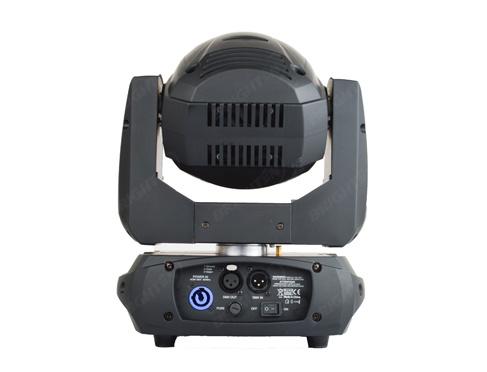 Mobile DJ Equipment 150W LED Moving Head Stage Lighting Wash