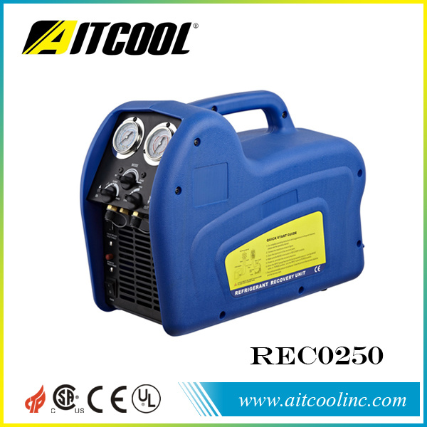 Refrigerant Recovery Machine with CE (RECO250)