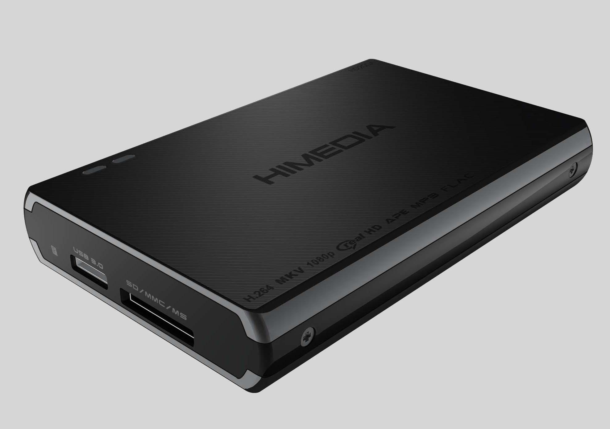 China HDD Media Player (HD200A) - China Protable Media ...
