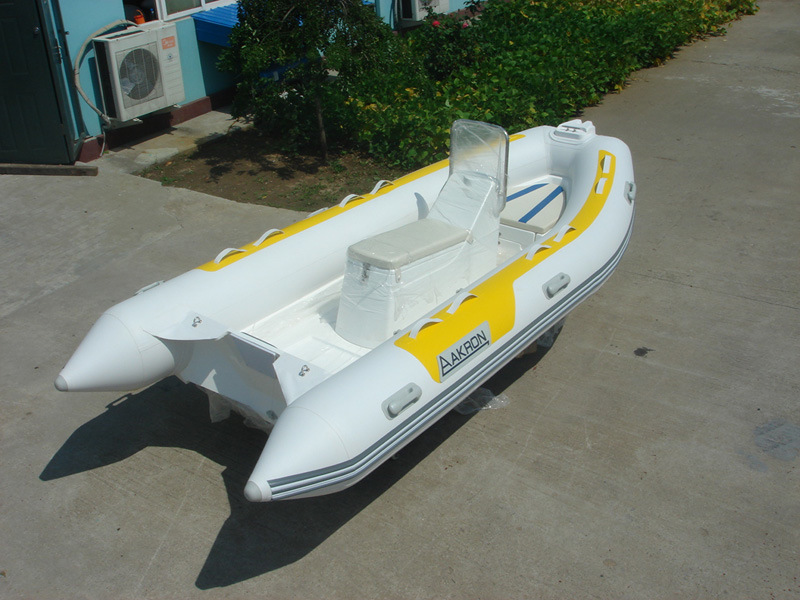 China rib inflatable fishing boat rib480 china rib for Inflatable fishing boats
