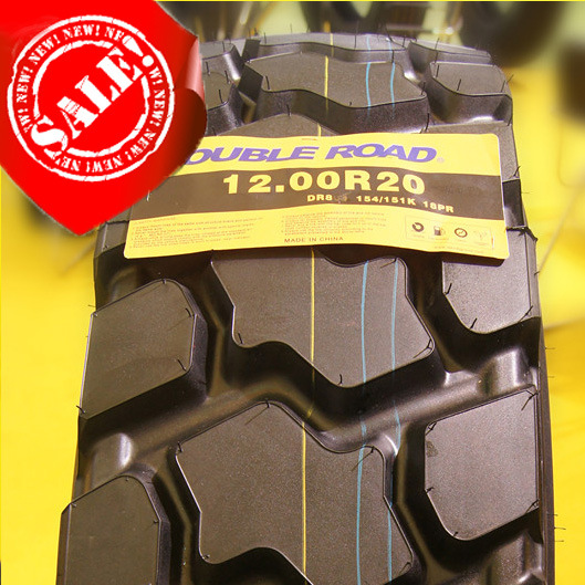 Double Road Brand Truck Tire, Radial Bus Tire, TBR Tires for Truck and Bus (315/80R22.5 385/65R22.5 12R22.5) , TBR Tyres, Tire Tyre