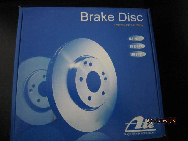 Superior Brake Rotor From Chinese Manufacture