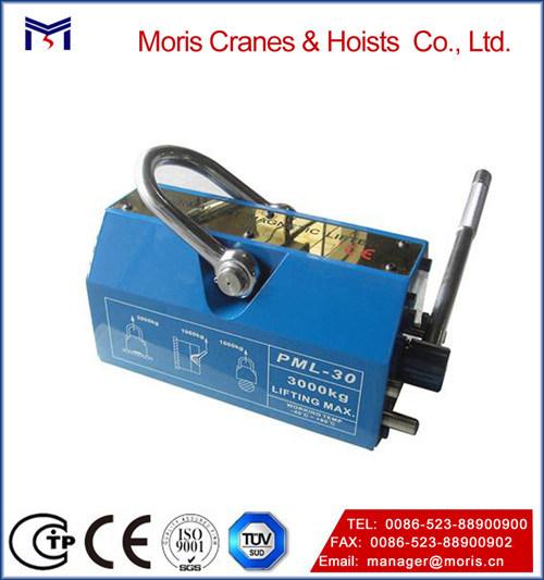 Magnet Lifting Mag Lifter Crane Hoisting