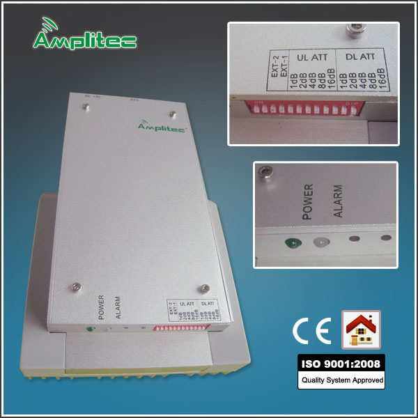 GSM Repeater/ 10~17dBm Band Selective Repeater with Built-in Antenna (W10A Series Phone Booster)