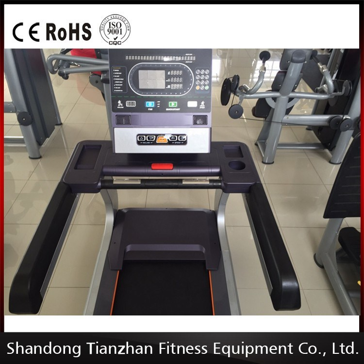 New Fitness Equipment/ Touch Screen Treadmill Tz-7000A
