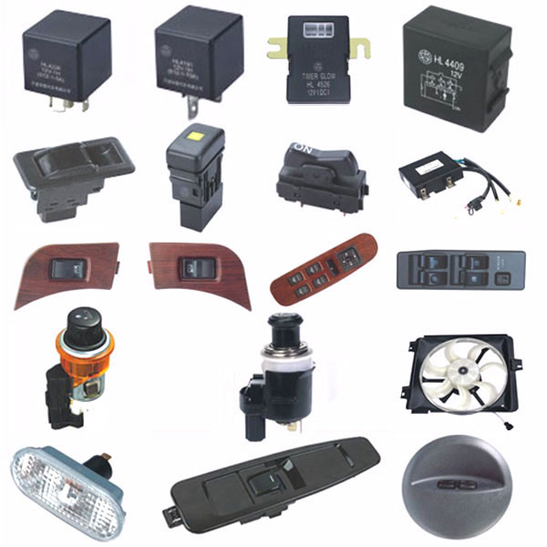 Automobile Spare Parts & Car Accessories