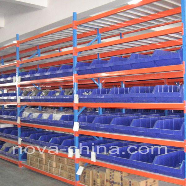 Nova Warehouse Logistic Longspan Rack with High Density