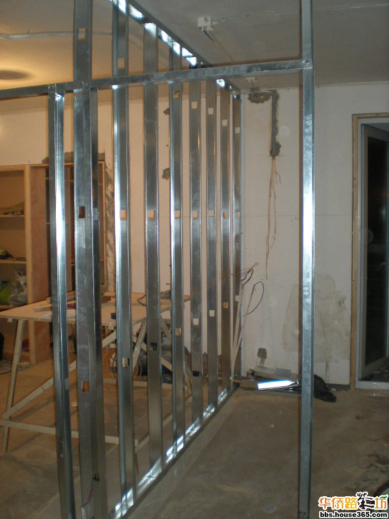 Metal Stud Partition Walls : China drywall stud and track metal