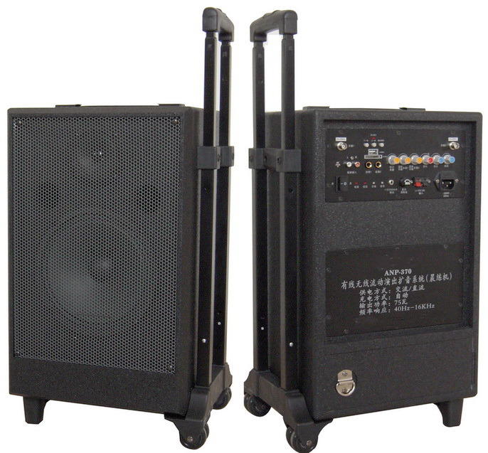 china portable pa system wireless amplifier spa 1075 china wireless amplifier pa system. Black Bedroom Furniture Sets. Home Design Ideas