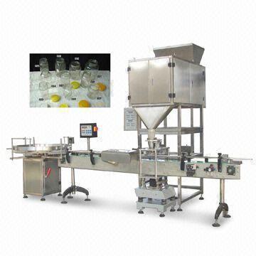 Automatic Bottle Filling Machine (CJS2000)