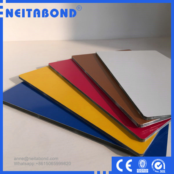 Advertising Unbreakable PE ACP Aluminum Composite Panel for Signage Board