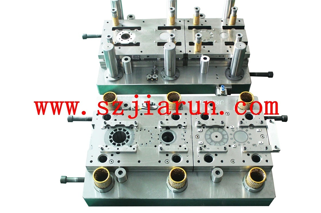 Skewed Slots Automatic Stacks Stator Rotor Core Stamping Die