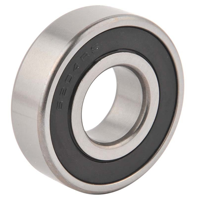 62 Series Deep Groove Ball Bearing (6204-2RS)