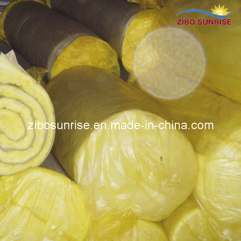 Excellent Thermal Insulation Glass Wool Blanket