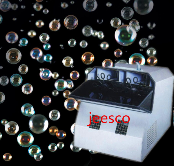 300W Double Wheel Big Bubble Machine/Stage Effect Machine