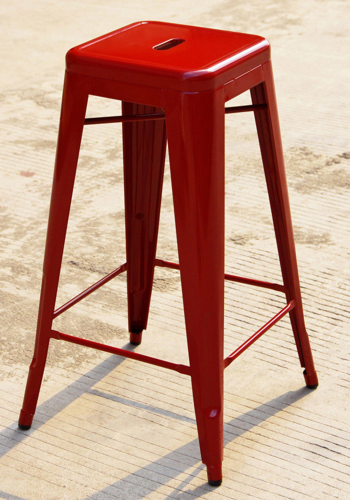 Tolix Marais Stool 30 In Lhd 857 H75 Photos Amp Pictures