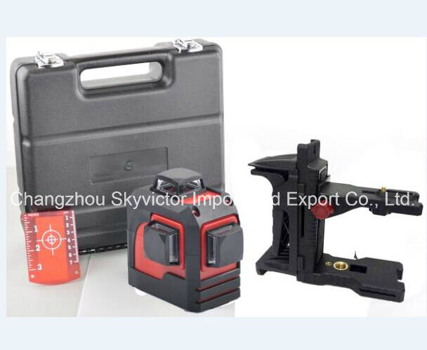 360-Degree 3-Plane Leveling and Alignment Laser Level (SW-93T)