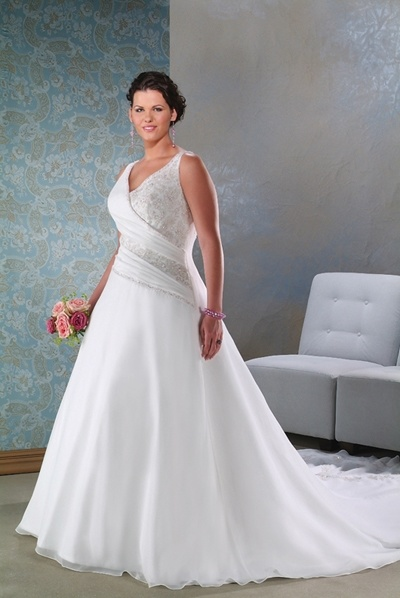 Mother of The Groom Dresses - Plus Size Wedding Dresses