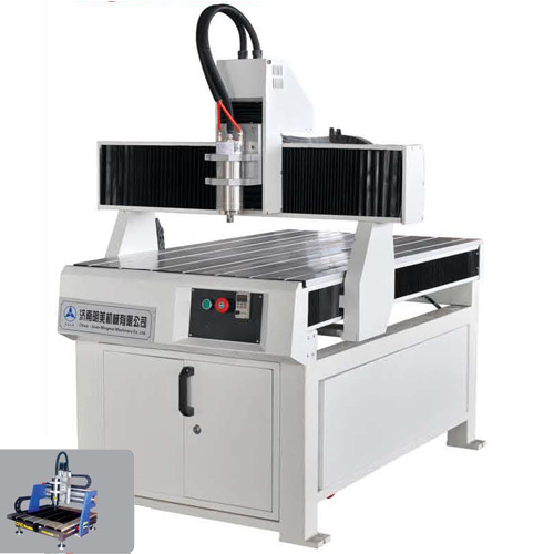 CNC Wood Engraver Woodworking Router Machine (MD-0609) Photos ...