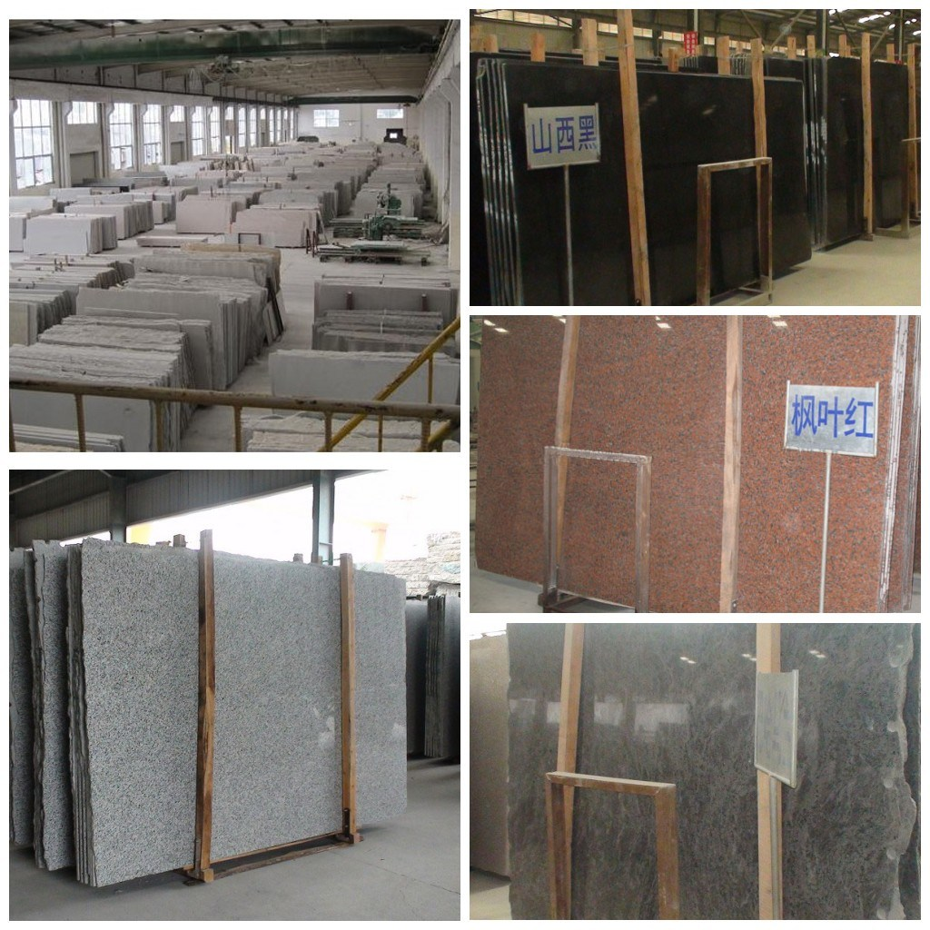 China Factory of Granite Slabs and Marble Slabs