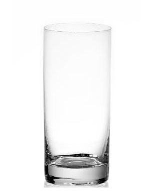 Hotsale 13oz Clear Crystal Juice Glass