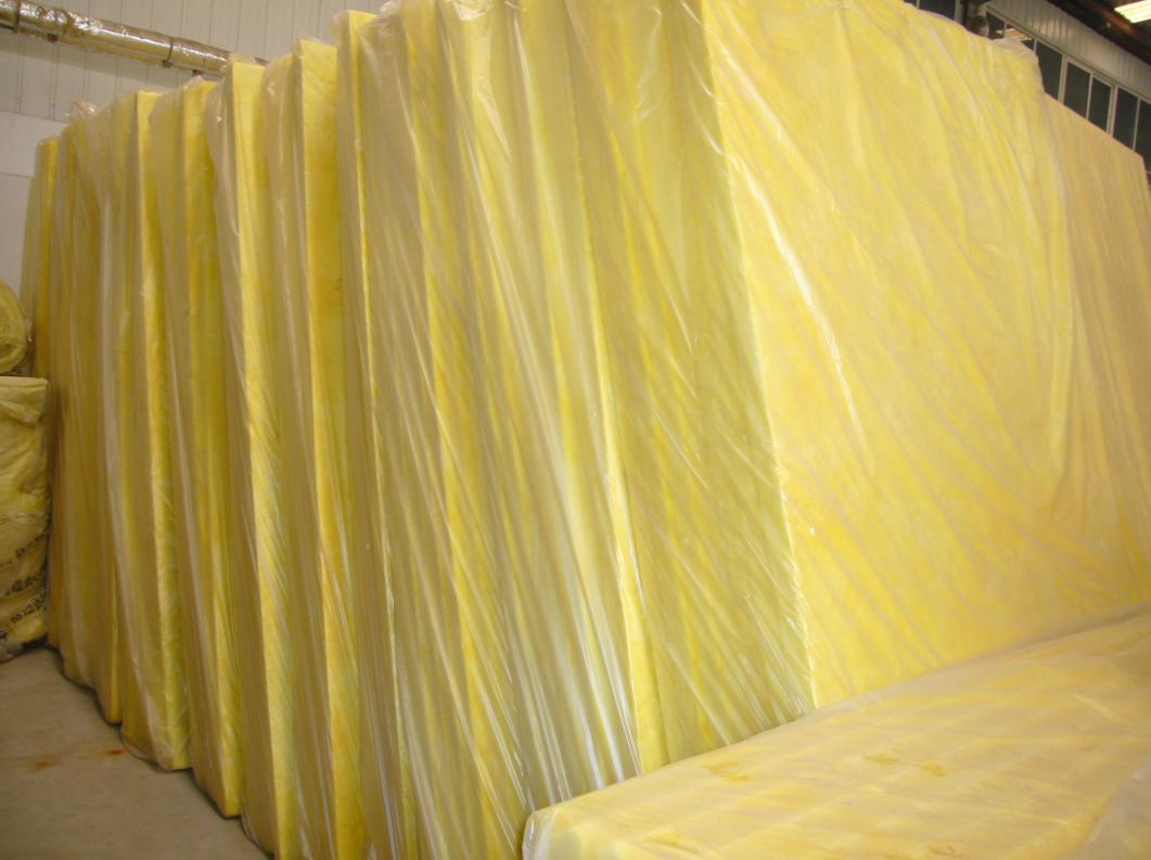 China wire mesh faced mineral wool insulation batts gq for Mineral wool batt insulation