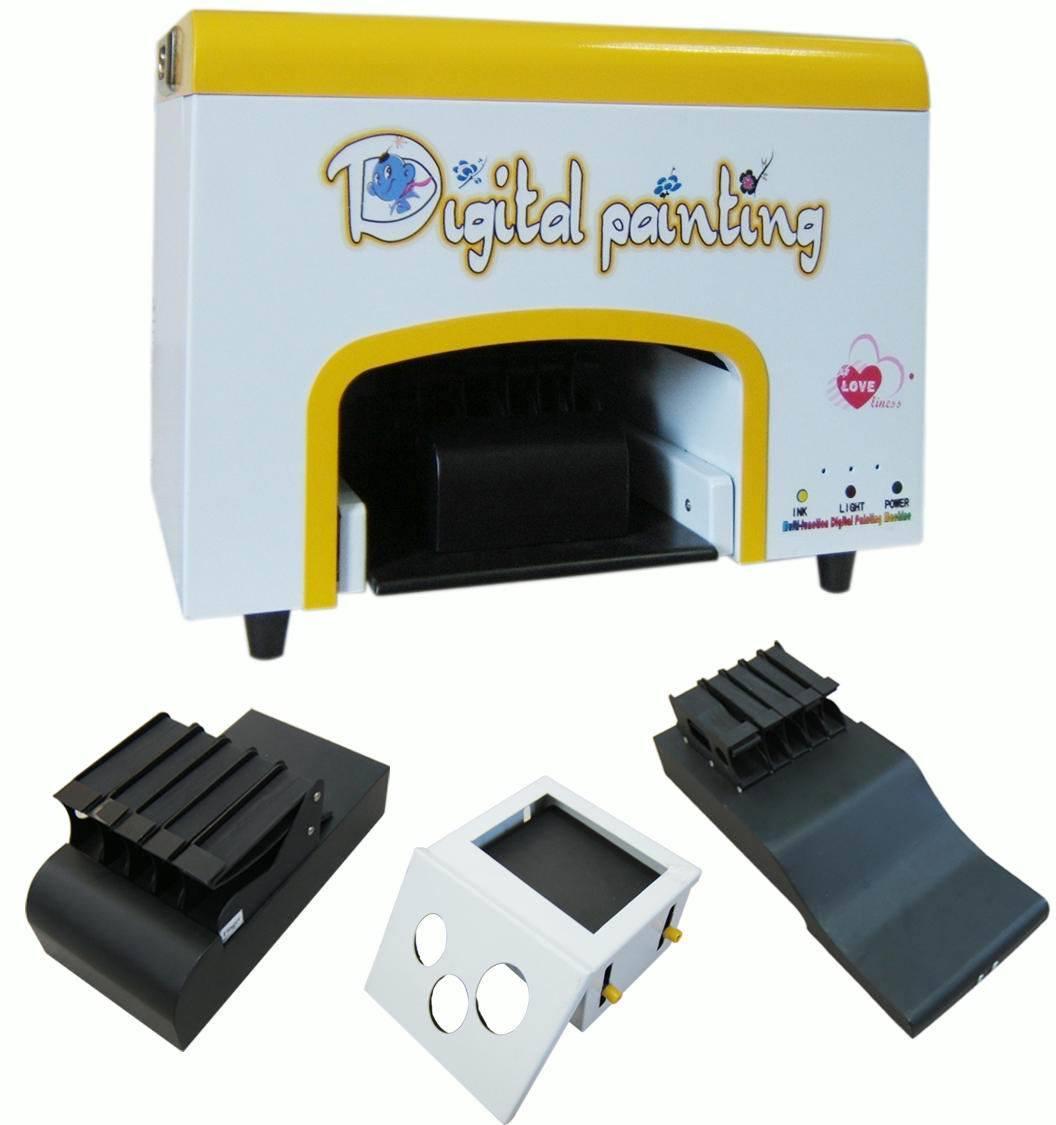 Nail Art Printer: China Multifunctional Digital Nail Art Printer (F-NTAF05