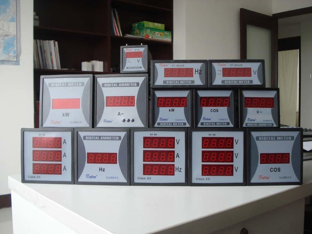 Image result for Digital Panel Meters
