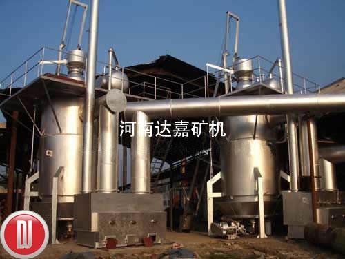 High Heat Effiency Coal Gas Gasifier