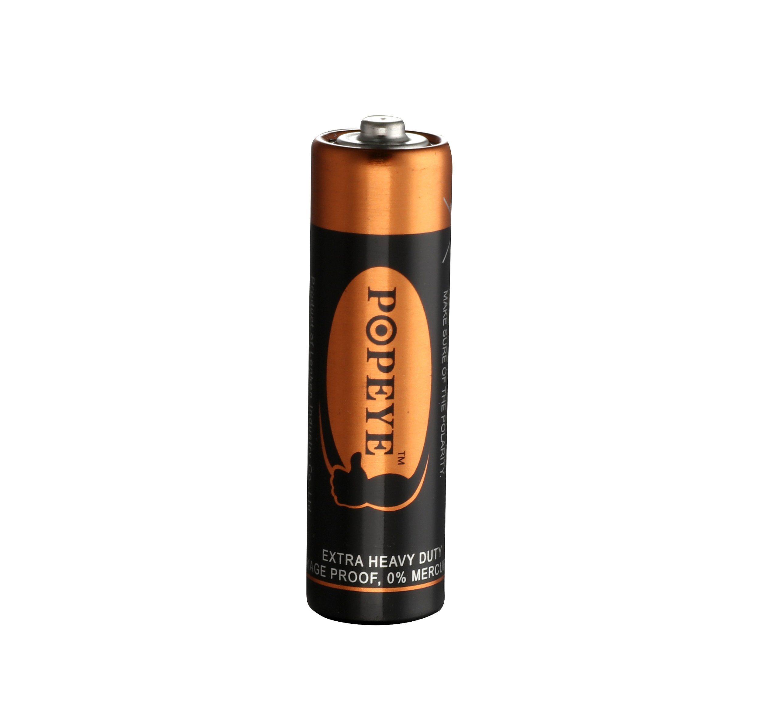 R6 Zinc-Carbon Battery