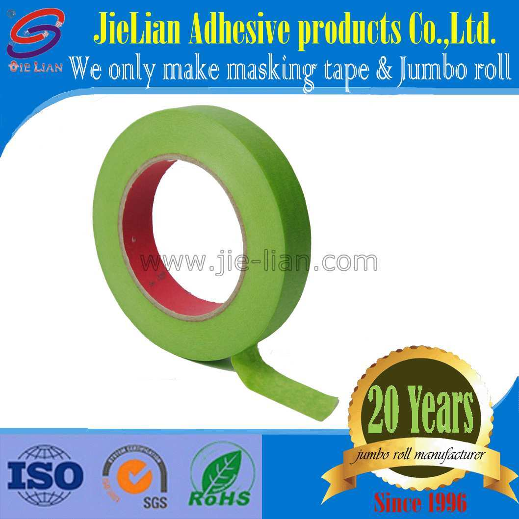 High Temperature Adhesive Tape for Car Painting with Free Sample