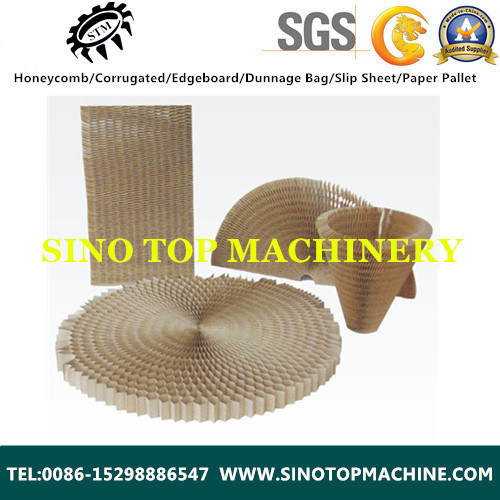 2016 Hot Selling Paper Honeycomb Core Machine for Wall