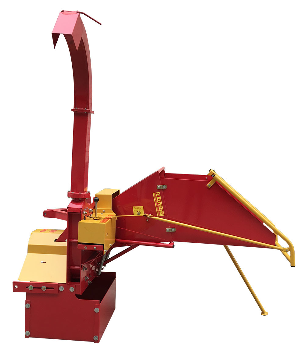 The Wood Chipper with Tractor Pto Shaft