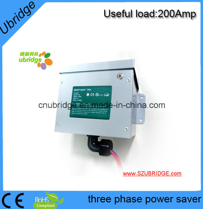 3 Phase Power Saver / Power Factor Saver for Industry Use