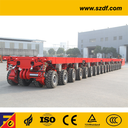 Spmt Self Propelled Modular Transporter / Spmt Trailer with Ppu (DCMC)