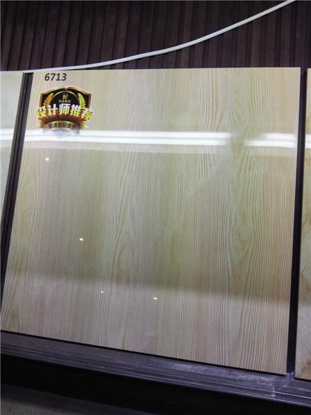 Dihe Full Polished Glazed Porcelain Tile Floor and Wall Tile