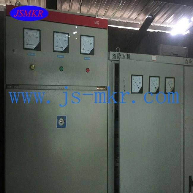 Used Environmental Medium Furnace Copper Scrap Melting Furnace