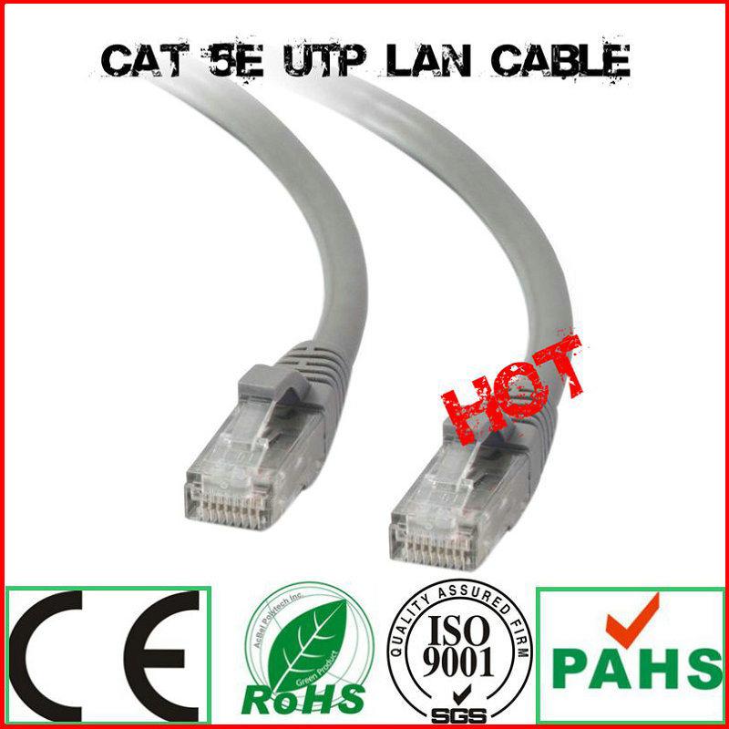 RoHS 350Mbps Cat5e UTP Network LAN Cable for Ethernet (HL-132)