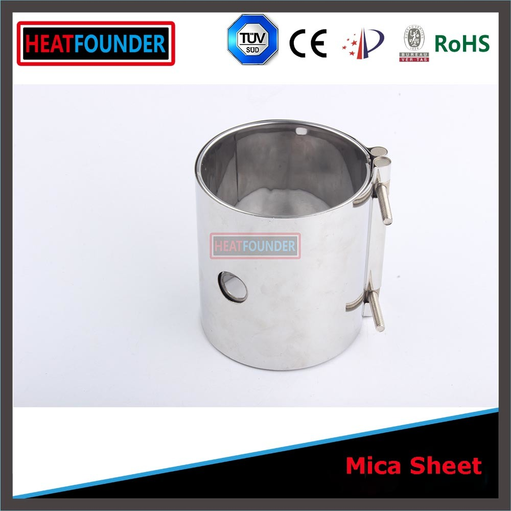 Mica Insulation Band Heater