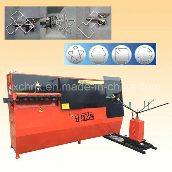 Develop Series CNC Steel Bar Bending Machine