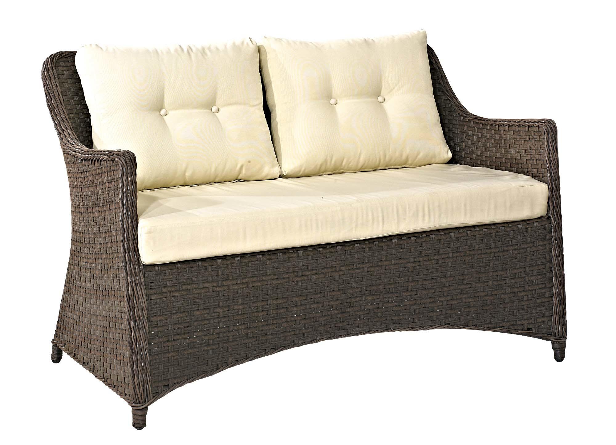 2017 Modern Outdoor Rattan/Wicker Sofa Leisure Garden Furniture