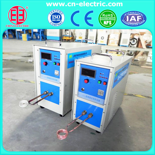 High Frequency Induction Heat Treatment Furnace for Melting/Welding/Annealing/ Quenching