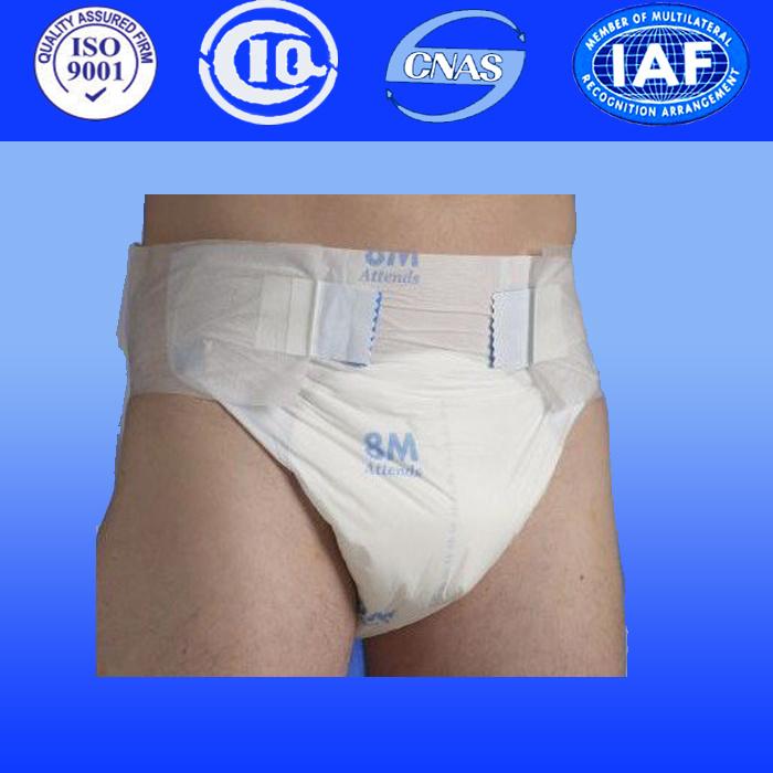 Free Adult Diaper Sample Adult Baby Diaper 5000 Ml Manufaturer (A303)