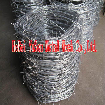 Barbed Wire, , Galvanized Barbed Wire, PVC Barbed Wire