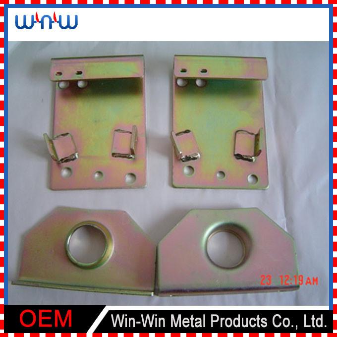Wp-Sp148 Customized Metal Machine Parts Sheet Metal Stamping Parts