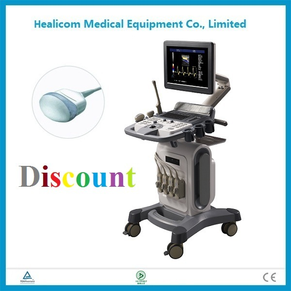 Competitive Price Huc-800 4D Color Doppler Ultrasound 4D Diagnostic Ultrasound System