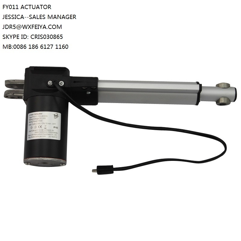Motor for Auto Windows Electric Linear Actuator